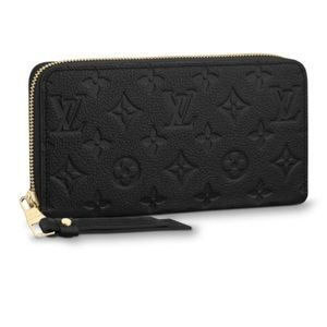Louis Vuitton wallet with change purse